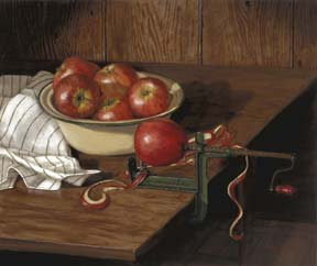 ApplePeeler by Kathy Chumley